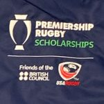 premiership rugby scholarship logo